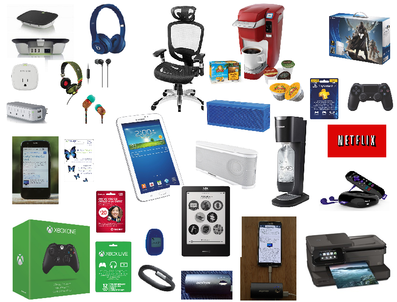Holiday Tech Gifts For My Teenage Son