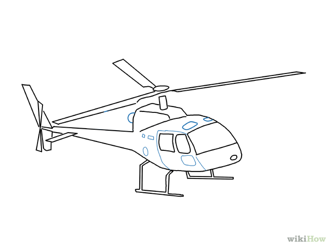 Line Drawing Helicopter : How an unemployed south african built helicopter
