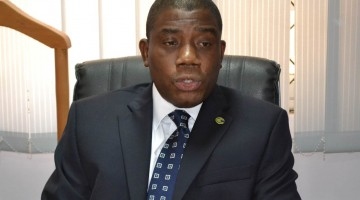 Ganiyu Musa, GMD/CEO Cornerstone Insurance