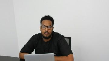 Zakaria Hersi, MD/CEO. Efritin.com