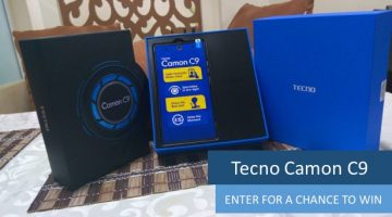 Innovation Village Giveaway Camon C9