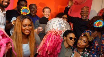 mark zuckerberg in nollywood