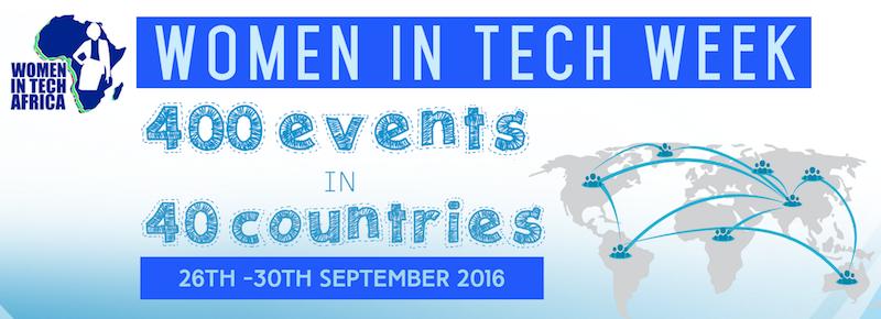 Women in Tech Week