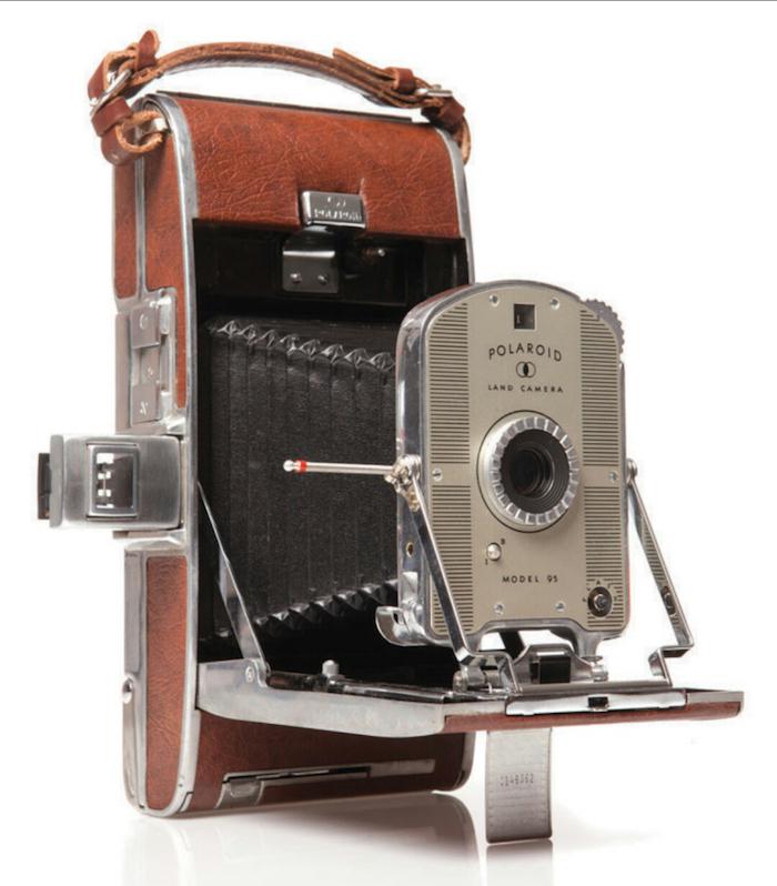 Polaroid Camera Iphone App