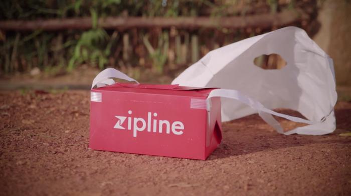 Tanzanian Govt  partners Zipline to launch world's largest drone