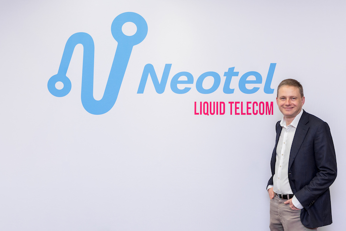 Neotel  South African Neotel officially becomes part of the Econet's Liquid Telecom Group Nic Rudnick Group CEO Liquid Telecom
