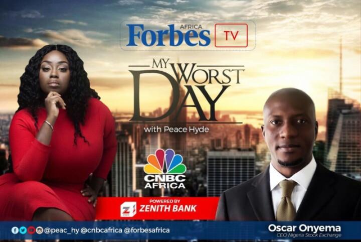 Oscar Onyema  Nigerian Stock Exchange Boss, Oscar Onyema Reveals His Worst Day in Business IMG 20170311 101212 924