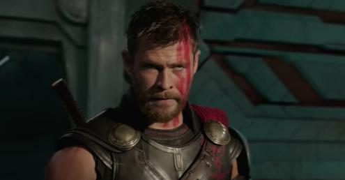 Thor: Ragnarok  Watch the first trailer of Marvel's Thor: Ragnarok Screen Shot 2017 04 10 at 15