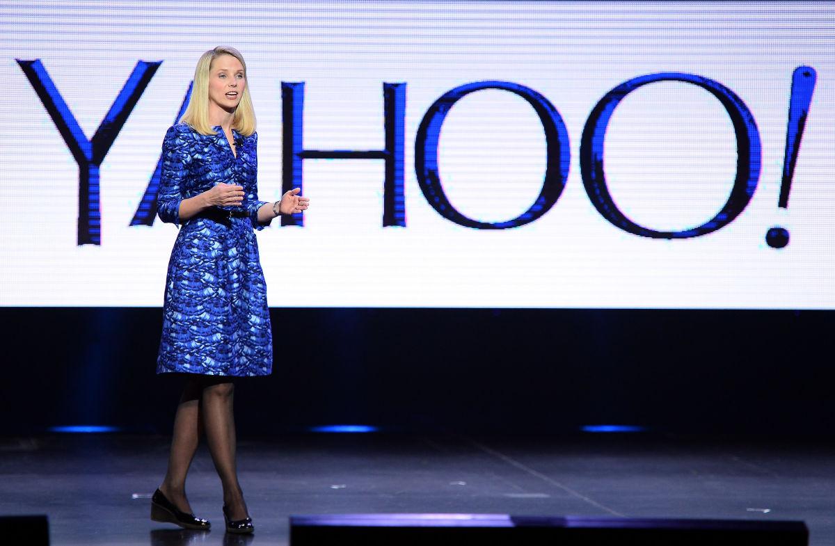 Former Yahoo's CEO, Marissa Mayer's goodbye letter to Yahoo employees Vara Mayer Yahoo 1200