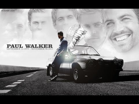 Late Paul Walker Tribute See You Again Becomes The Most Viewed