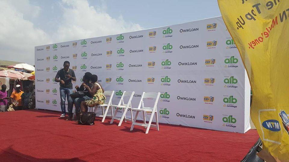 MTN Ghana Partnered with Afb Ghana to Offer Quick Loans via Mobile Money Platform 24232446 1507673339282396 7953457854594748235 n