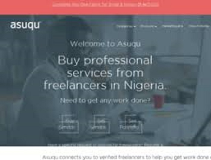 ASUQU.COM  Our Online Market Place Connects Freelance Professionals to Customers Across Africa-R. J. Musah, Founder Asuqu.Com asquuuursz