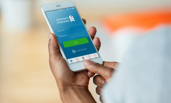 Standard Chartered Bank Finally Integrates With EcoCash SCB touch login use