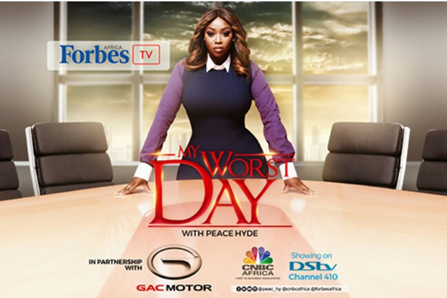 Forbes Africa Peace Hyde