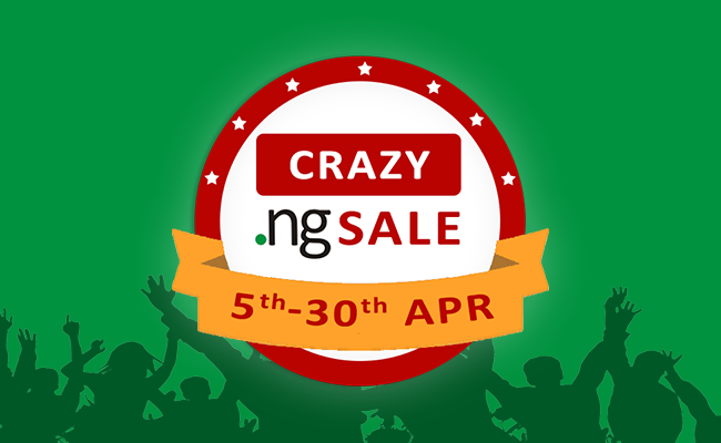 DomainKing.ng  DomainKing.NG announces .ng domains from ₦499 to get more businesses online domainking crazy ng sale