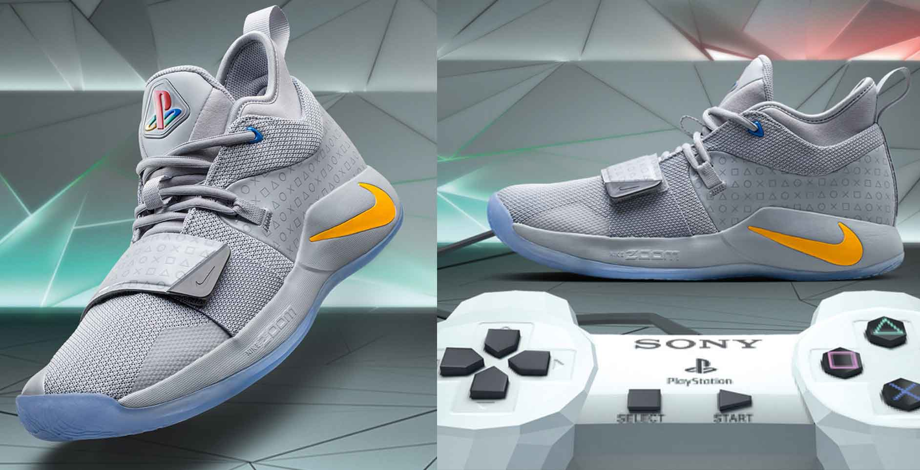af8070c12593 PlayStation Collaborates with Nike for PG 2.5 x PlayStation Colorway ...