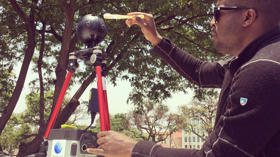 Tawanda Kanhema, Tawanda Kanhema Spent ,000 of His Own Money to Put Zimbabwe on Street View, Zimbabwe News Newsdzezimbabwe