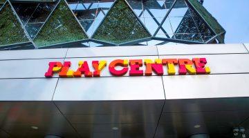 GTBank play center
