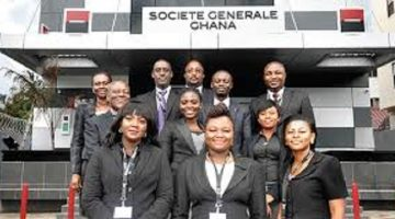 SOCIETE GENERALE TO INJECT USD126 MILLION INTO SMALL AND MEDIUM ENTERPRISES IN GHANA