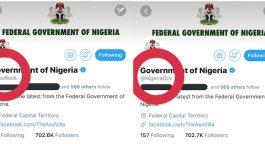 Nigeria FG Twitter Handle
