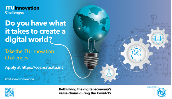 ITU Innovation Challenge 2020 Open to Applications